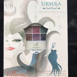 ELF Makeup Lookbook - Disney Villains - Ursula
